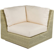 Kingsley Bate Westport Outdoor Sectional Corner/End Chair with cushions