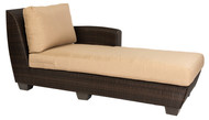 Woodard Saddleback Sectional Right Facing Chaise