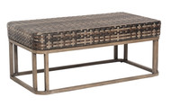 Woodard Reunion Rectangular Coffee Table
