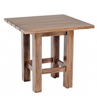 Woodard Woodlands Side Table