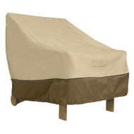Deep Lounge Chair Cover