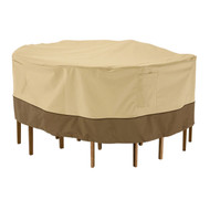 Round Table and Chair Cover - Tall