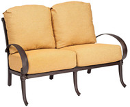 Woodard Holland Love Seat