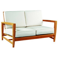 Kingsley Bate  Replacement Cushions for Amalfi Love Seat (AM55)