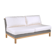 Kingsley Bate Azores Sectional Armless Love Seat