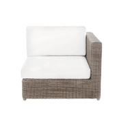 Kingsley Bate Replacement Cushions for Sag Harbor Sectional Left/Right End Chair (SH26)