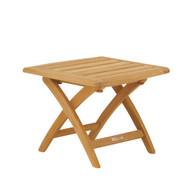 Kingsley Bate St. Tropez Side Table/Ottoman
