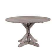 "Furniture Cover for Kingsley Bate Provence 50'-52"" Round Dining Table (PR50) with Four Chairs"