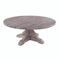 Furniture Cover for Kingsley Bate Provence Round Coffee Table (PV42)