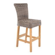 Furniture Cover for Kingsley Bate Sag Harbor Armless Bar Chair