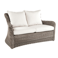 Furniture Cover for Kingsley Bate Sag Harbor Deep Seating Love Seat