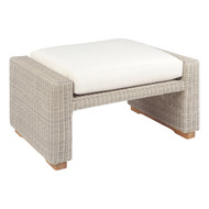 Furniture Cover for Kingsley Bate  Westport Deep Seating Ottoman (WR051)