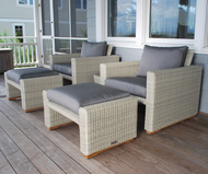 Furniture Cover for Kingsley Bate  Westport Deep Seating Lounge Chair (FC055)
