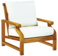 Kingsley Bate Nantucket Contemporary Outdoor / Patio Lounge Chair