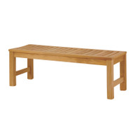 Kingsley Bate Replacement Cushion for Waverly 4' Bench (WV40)