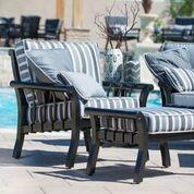 Woodard Rhyss Lounge Chair