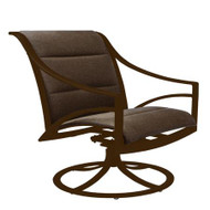 Brown Jordan Pasadena Padded Sling Motion Lounge Chair