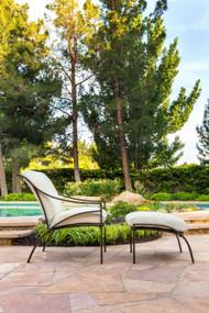 Brown Jordan Pasadena Cushion Lounge Chair