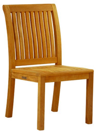 Kingsley Bate Chelsea Teak Dining Side Chair