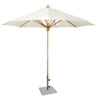 Replacement Canopy for Kingsley Bate 9' Teak Market Umbrella(MU01)