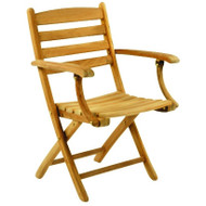 Kingsley Bate Gearhart Folding Arm Chair
