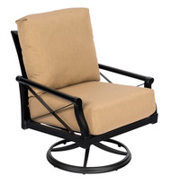 Woodard Andover Swivel Rocking Lounge Chair