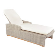 Kingsley Bate Westport Elegant Outdoor Chaise Lounge
