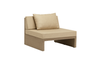 Brown Jordan Elements Sectional Armless Center