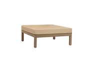 Brown Jordan Elements Sectional Ottoman