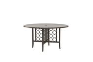 "Brown Jordan Luna 54"" Round Dining Table"