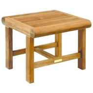 Kingsley Bate Nantucket Teak Side Table