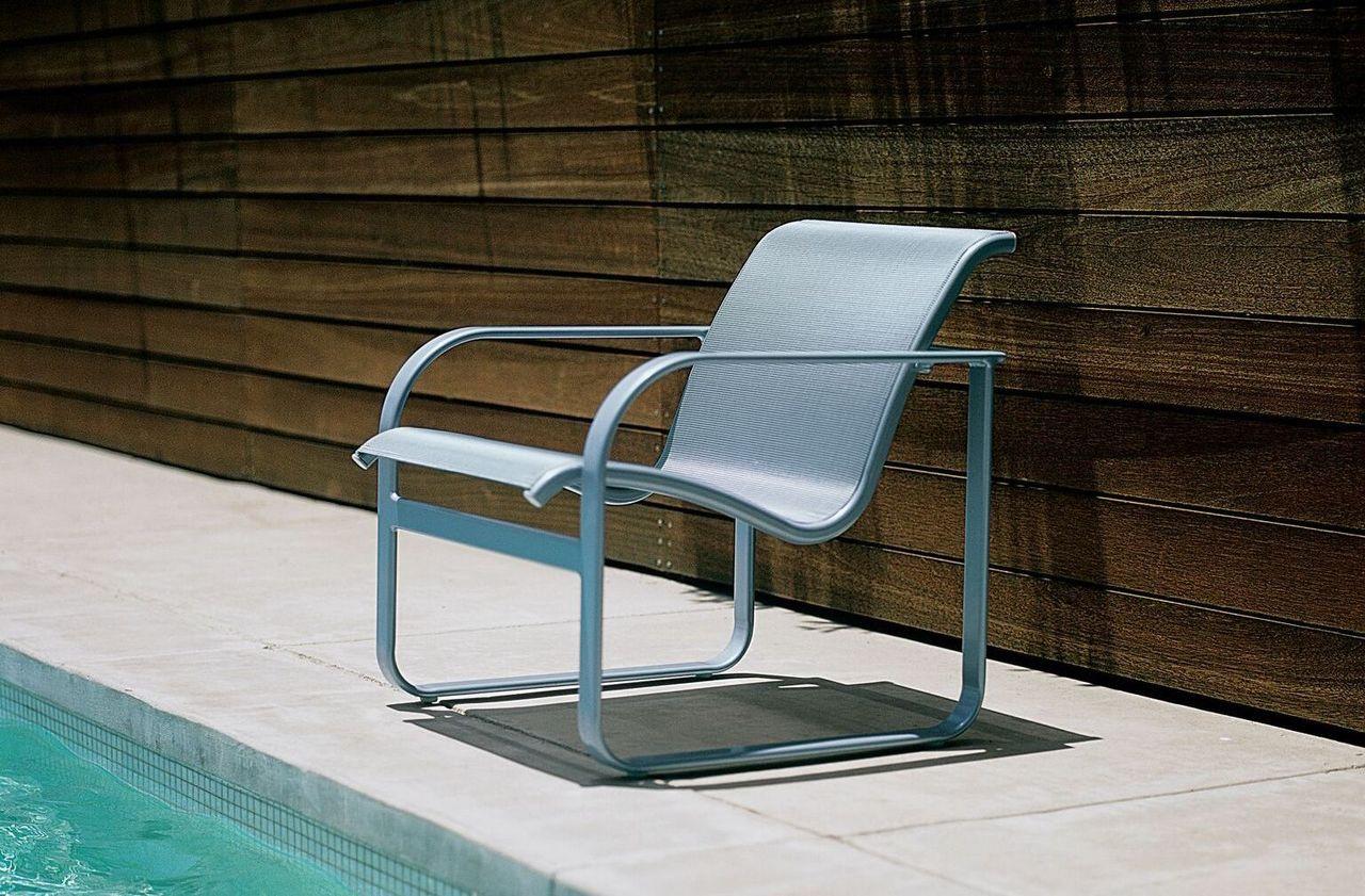 Brown Jordan Quantum Lounge Chair Into The Garden Outdoor