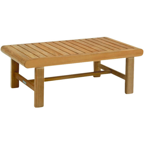 Kingsley Bate Nantucket Teak Outdoor / Patio Coffee Table
