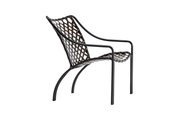 Brown Jordan Tamiami Vinyl Lace Lounge Chair