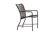 Brown Jordan Tamiami Vinyl Lace Arm Chair