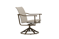 Brown Jordan Fremont Sling Swivel Rocker