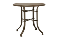 "Brown Jordan Fremont 42"" Round Bar Table"