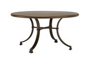 """Brown Jordan Fremont 54"""" Round Dining Table"""
