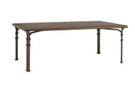 """Brown Jordan Fremont 98"""" Rectangular Dining Table"""