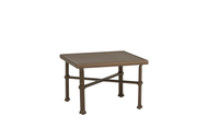 Brown Jordan Fremont Square Occasional Table