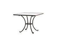 "Brown Jordan Roma 32"" Square Dining Table"