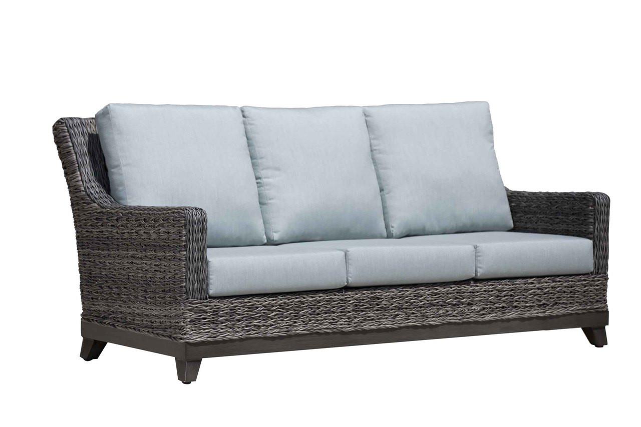 Ratana Boston Sofa - Into The Garden Outdoor