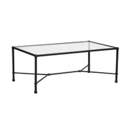 "Brown Jordan Venetian 43"" Rectangular Coffee Table"