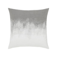 Artful Charcoal Pillow