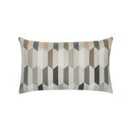 Chiseled Camel  Lumbar Pillow