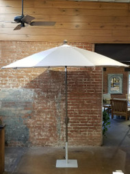 9' Auto-Tilt Market Umbrella