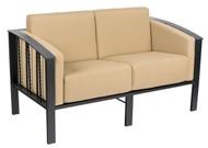 Woodard Comstock Love Seat
