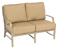 Woodard Seal Cove Love Seat