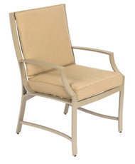 Woodard Seal Cove Dining Arm Chair