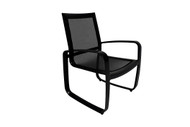 Brown Jordan Ciclo Dining Arm Chair